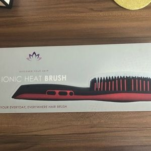 Sutra ionic heat brush